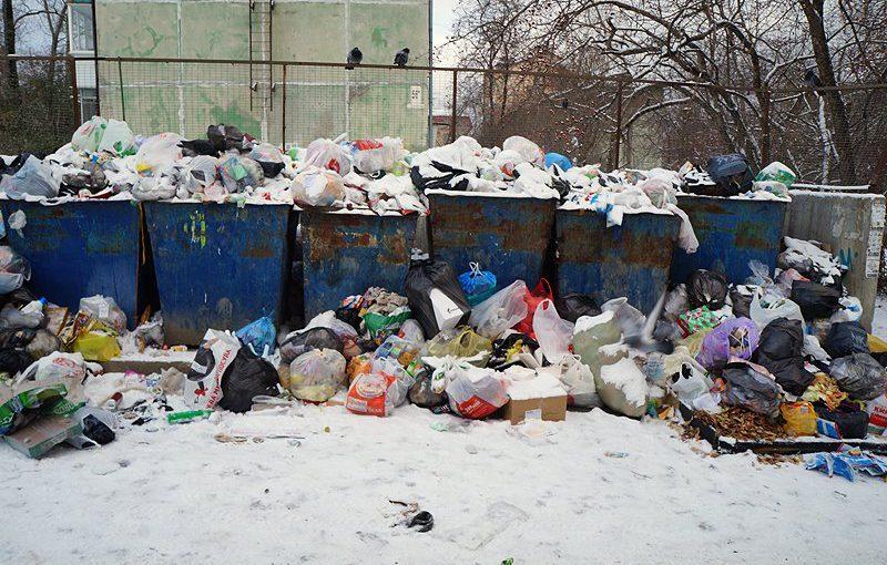 Городские вести: «Мусор не вывозят»
