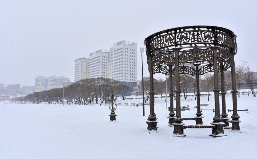 В 2019 году в Первоуральске  благоустроят дворы, площадь Победы и набережную